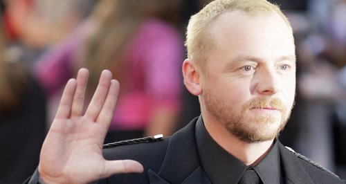star trek, simon pegg