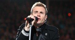 Gary Barlow of Take That