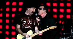 Bono and The Edge