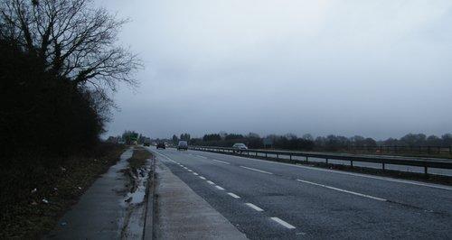 A12 northbound