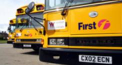 Wrexham School bus