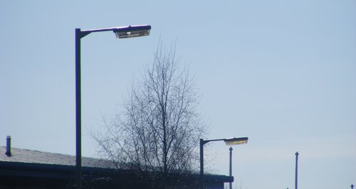 Bedford street lights
