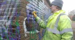 Graffiti in Faversham