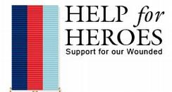 Logo for charity Help for Heroes
