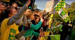 Canaries celebration