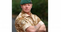 Corporal Stephen Walker