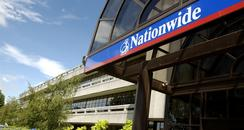 Nationwide's admin centre in Northampton