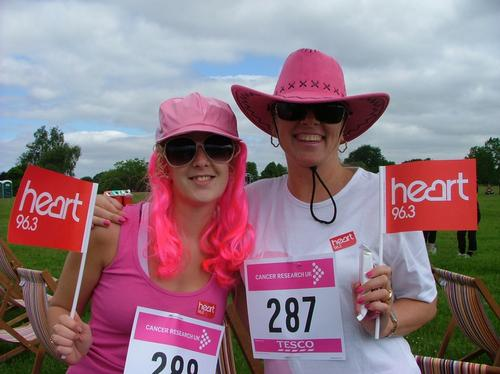 Bristol Race for Life Saturday