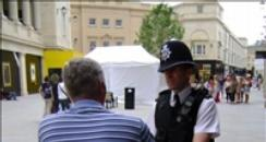 Sgt Richard Durnford from Bath Police