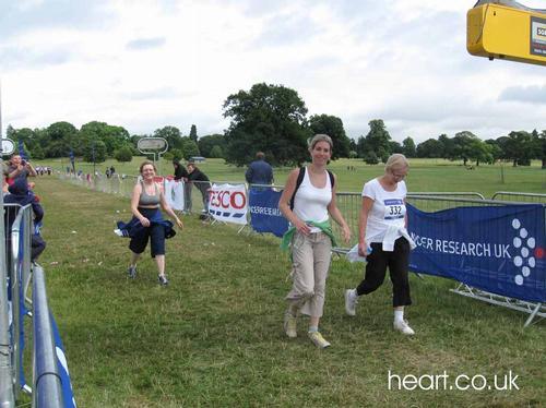 Race for Life - Weston Park