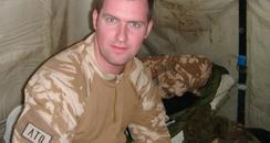 Staff Sergeant Brett Linley