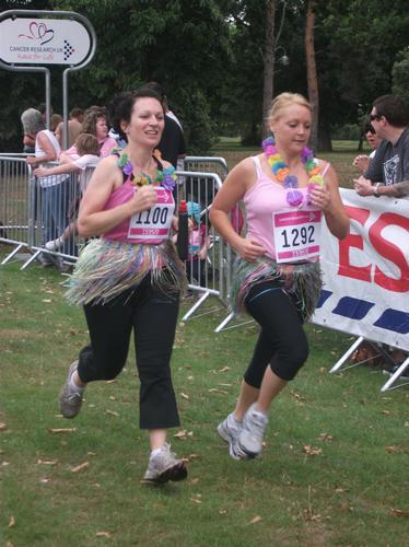 Race for Life Essex Uni 35