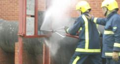 New fire fighting equipment in Northamptonshire