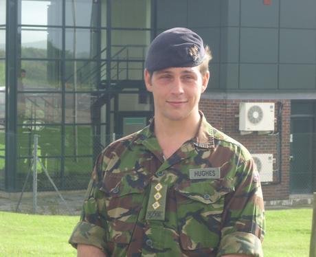 Captain Hughes