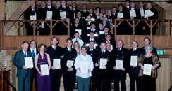 Awards, Leeds Castle