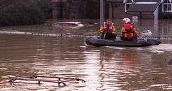 Lewes Floods