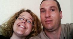 Matthew Lloyd and his sister