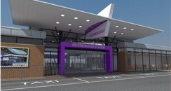 Peterborough Station Revamp