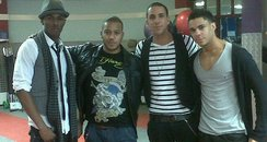 JLS look a like group