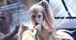 Lady Gaga live at the Grammys