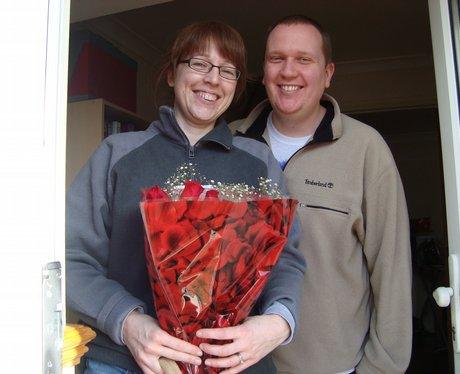 Valentines surprises