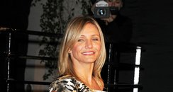 Cameron Diaz vanity fair oscars party