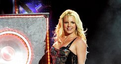 "Britney Spears performs on the ""Jimmy Kimmel"" Show"
