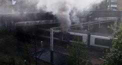 Leighton Buzzard Train Fire