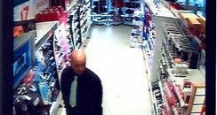 CCTV from Boots thefts