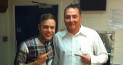 Kev and Olly