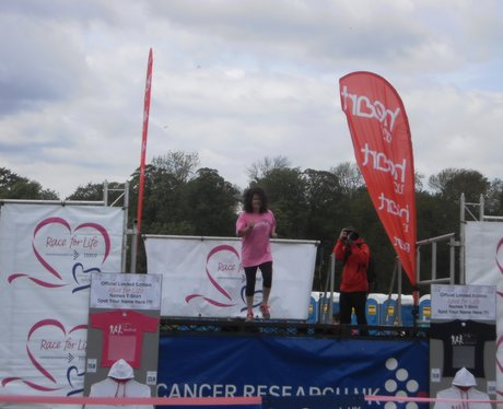 Race For Life Stamford Saturday