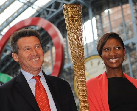 2012 Olympic torch