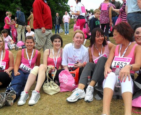 Welwyn Hatfield Race for Life