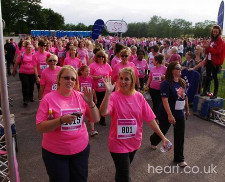 Race For Life - Stafford - 12/07/11