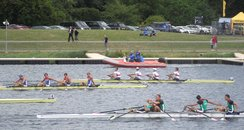 Rowing at Eton Dorney