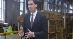 Ed Miliband at Vauxhall