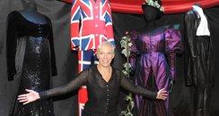 Annie Lennox at the V & A