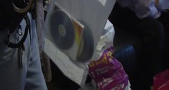 Homes were raided and cd's seized
