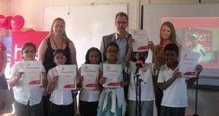 Spelling Bee- Widden Primary School
