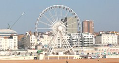 Brighton Wheel on Oct 5th