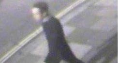indecent assault suspect CCTV