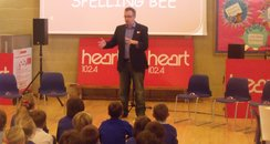 spelling bee Blue Coat Primary