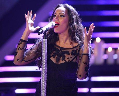 Leona Lewis X Factor
