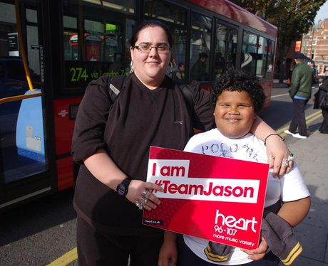 I am #TeamJason