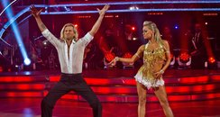 Robbie Savage Strictly Come Dancing