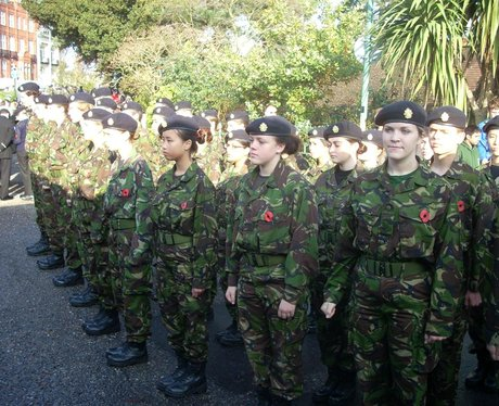 Bournemouth remembers