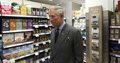 Prince Charles Opens Waitrose In Poundbury