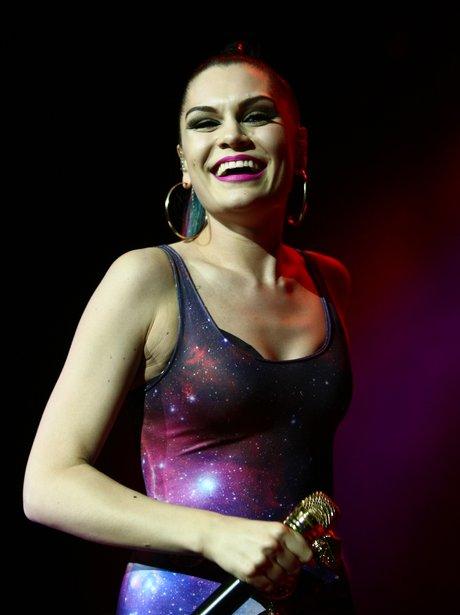 Jessie J in Sao Paulo