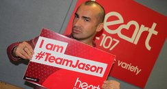 Louie Spence is #TeamJason