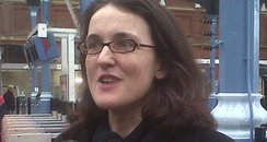 Minister of State for Transport Theresa Villiers